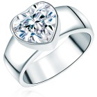 Rafaela Donata Ring Sterling Silber mit Zirkonia Ringgröße 52 - 19527510602 - 1 - 140px