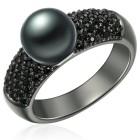 Valero Pearls Perlenring Sterling Silber Ringgröße 60 - 19534110606 - 1 - 140px
