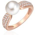 Valero Pearls Perlenring Sterling Silber Ringgröße 56 - 19534310604 - 1 - 140px