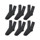 6er Set PIERRE CARDIN Herren Socken, anthrazit