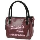 Frankie`s GARAGE Bowlingbag, weinrot - 35597700000 - 1 - 140px