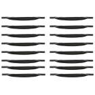 master Schnürsenkel elastisch, schwarz - 35608400000 - 1 - 140px