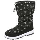 SNOWFUN Boots Schneeflocke, schwarz Größe 40 - 35608910705 - 1 - 140px