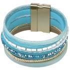 crystal blue Magnet-Armband, türkis - 35609000000 - 1 - 140px