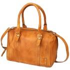 NATURGEWALT Leder-Bowlingtasche, cognac - 35696500000 - 1 - 140px
