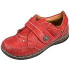 SUPER IN Damen Klett-Slipper, rot Größe: 36 - 35704010601 - 1 - 140px
