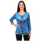 "BRILLIANT SHIRTS Damen-Shirt ""Fancy Diva"" 48/50 - 37253910404 - 1 - 140px"