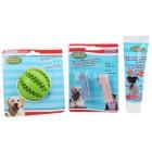 Bubimex Zahnpflegeset für Hunde
