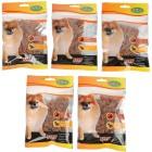 Bubimex Rindfleischwürfel für Hunde, 5-teilig