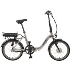 SAXXX Foldi Plus E-Bike silber