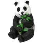 Pandabär mit Bambus