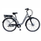 SAXXX City Light Plus LTD E-Bike silber