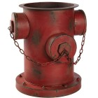Blumentopf Hydrant Rot/Metall - 59544100000 - 1 - 140px