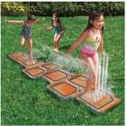 Wasser-Hüpfspiel Sprinkler