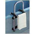 WENKO Badewannen-Einstiegshilfe Secura Silber - 59606100000 - 1 - 140px