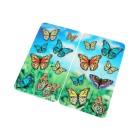 Abdeckplatte Schmetterling