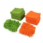 22-teiliges Tücherset Microfaser - 63872500000 - 1 - 140px
