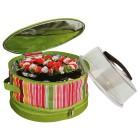 Torten / Salat-Kühltasche rund