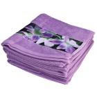 Premium Handtuch 4er Set, Orchideenbordüre - 68074700000 - 1 - 140px