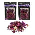 Duftpotpourri Lavendel 2er-Set