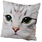 Dekokissen Katze Grau 40 x 40 cm - 68162400000 - 1 - 140px