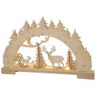 3D-Lichterbogen Wald, 54 x 4,5 x 33,5 cm - 68269800000 - 1 - 140px