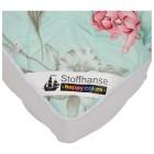 Stoffhanse Unterbett, florales Muster, 100 x 200cm - 68278000000 - 1 - 140px
