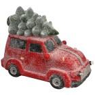 Weihnachtsauto mit LED und Musik, 33 x 43 x 24 cm - 68337500000 - 1 - 140px
