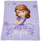 Disney's Sofia Fleecedecke, 130 x 160 cm - 68343400000 - 1 - 140px