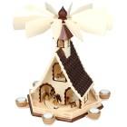 SAICO, Holzpyramide Waldleute, 17 x 40 cm - 68369300000 - 1 - 140px