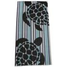 Badelaken Schildkröte aus Baumwolle, 70 x 140 cm - 68399100000 - 1 - 140px