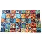 Fußmatte Herbstblätter, bunt, 74 x 44 cm - 68410400000 - 1 - 140px