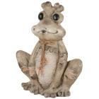 Froschkönig grau aus Magnesia, 40 x 24 x 53 cm - 68425100000 - 1 - 140px