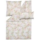 ESTELLA Mako-Satin-Bettwäsche rosa Blumen 3-teilig - 68428700000 - 1 - 140px