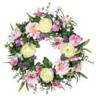 Blütenkranz bunt, 36 cm - 68439200000 - 1 - 140px