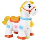 Pferd Light & Sound, weiß-rosa, 20 cm - 68445300000 - 1 - 140px