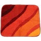 GRUND Badteppich, orange, Wellen, 50 x 60 cm - 68447300000 - 1 - 140px