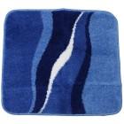 GRUND Badteppich blau, wellig gestreift 55 x 60 cm - 68449300000 - 1 - 140px