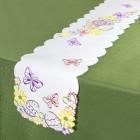 Tischläufer Ostern, Schmetterlinge, 32 x 174 cm - 68461600000 - 1 - 140px