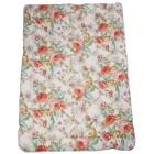 Stoffhanse Duo-Decke, floral, 135 x 200 cm - 68463400000 - 1 - 140px