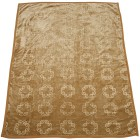 Kuscheldecke mit Prägung, beige, 150 x 200 cm - 68485700000 - 1 - 140px