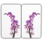 WENKO Herdabdeckplatte Universal Orchideenblüte - 69183800000 - 1 - 140px
