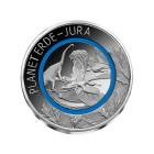 Medaille Ausgabe Planet Erde - Jura