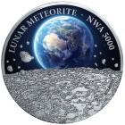 1kg Mondmeteorite NWA 500