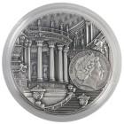 Amber Art'18 Silbermünze