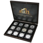 Anlagenmünzen Set