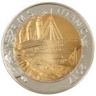 Titanic Bimetallmünze - 70807800000 - 1 - 140px