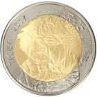 Tiger Bimetallmünze - 70808100000 - 1 - 140px