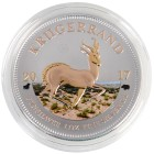 Bull & Bear Redline Krugerrand - Springbok - 70811600000 - 1 - 140px