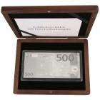 Silberbanknotenreplikat 500EUR - 70819500000 - 1 - 140px